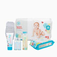 The Honest Company, New Baby Arrival Kit.