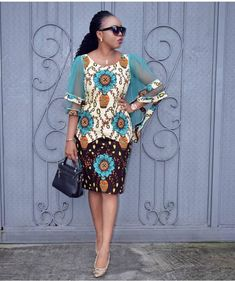 Today we bring to you the best ankara designs for the ladies. These ankara designs were designed from the best tailors themselves and we bring in for the beautiful ladies. African Fashion Ankara, Latest African Fashion Dresses, African Inspired Fashion, African Print Fashion, Africa Fashion, Ankara Designs, Ankara Styles, Short African Dresses, African Print Dresses