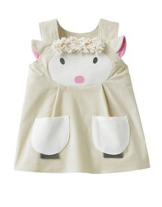Image result for Zunie Girls' Cap Sleeve Coral Bunny Tutu Dress
