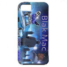 BLAK MAC ...2012 IPHONE CASE iPhone 5 COVER
