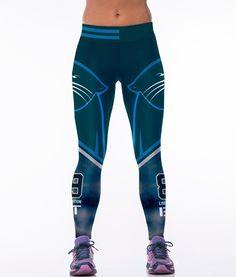 2016 football theme 3D printed leggings women sport leggings brand ladies fitness gym leggins high waist running workout pants