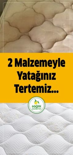 2 How is your bed clean? Baking Soda Beauty Uses, Baking Soda Uses, House Cleaning Tips, Cleaning Hacks, Baking Soda Health, Baking Soda On Carpet, Health And Wellness, Health And Beauty, Turkish Kitchen