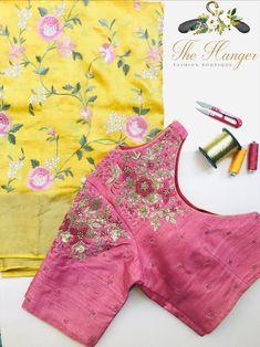 No photo description available. Kerala Saree Blouse Designs, Fancy Blouse Designs, Bridal Blouse Designs, Blouse Neck Designs, Blouse Patterns, Stylish Blouse Design, Traditional Fashion, Sarees, Connect