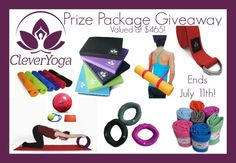New Age Mama: Clever Yoga #Giveaway