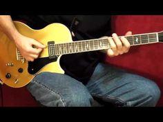 Whole Lotta Love - Led Zeppelin - Guitar Music Chords, Guitar Chords, Music Guitar, Playing Guitar, Guitar Rig, Guitar Tabs, Cool Guitar, Led Zeppelin Songs, Easy Guitar Songs