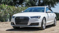 With its new 2-liter, four-cylinder engine, the 2016 Audi A6 sets fuel economy above sporting character.