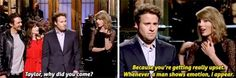 Taylor on SNL