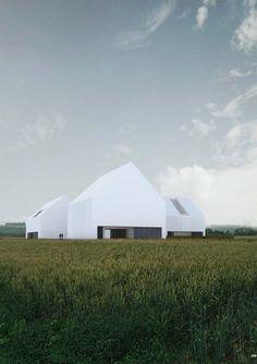 School Farm - Felipe Grallert Arch.