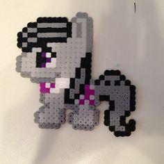 My Little Pony Octavia perler beads by thepurplepumpkin