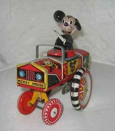 Mickey Mouse Dipsy Car, without box, 157,87 € (27/01/14)