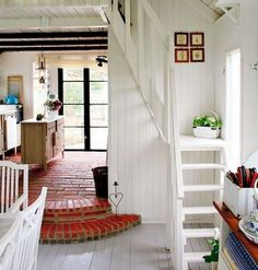 53 Smart Tiny House Loft Stair Ideas - Smart House - Ideas of Smart House - 53 Smart Tiny House Loft Stair Ideas Tiny House Loft, Tiny House Stairs, Tiny House Living, Tiny House Design, Tiny House Family, Living Room, Small Staircase, Loft Staircase, Staircase Design