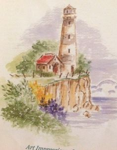 art impressions - watercolor - markers - catalog - by bonnie krebs, designer and owner