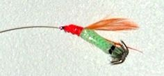 Squid on the fly.  Ever thought about catching calamari on your fly rod?  This guy did!!  Check out the whole forum about it here: http://www.squidfish.net/forums/index.php?/topic/358-squid-flies/