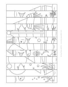 thumbnail of Summer-Fun-Agamograph-Template thumbnail of Summer-Fun-Agamograph-Vorlage Diy And Crafts, Crafts For Kids, Paper Crafts, Worksheets For Kids, Paper Models, Colouring Pages, Teaching Art, Art Education, Kids And Parenting