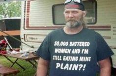 That redneck sense of humor made me laugh