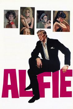 1960's London, Michael Caine, Shelley Winters, Jane Asher -- devilishly good!