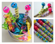 pencil pipe cleaners