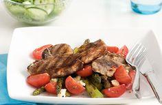 Mediterranean Lamb Loin Chops | Australian Lamb