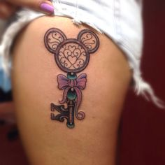Disney key ❤️
