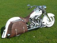 Saddle and Bags for Fatboy