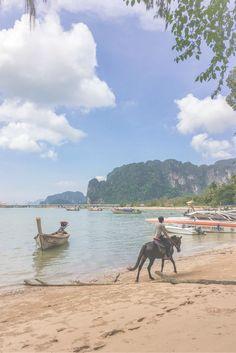 Ao Nam Mao - Krabi, Thailand
