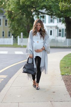 Maternity fashion an