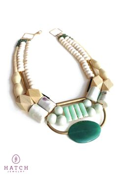 Laguna Necklace: Buy or rent with Hatch Jewelry. Borrow 3 pieces at a time, and swap them out anytime you want http://box.hatchjewelry.com/