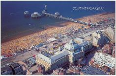 Scheveningen... can't not take you to our beach site :) even when it's cold... a walk on the beach is still fun.