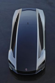Jaguar Supercar Concept 3