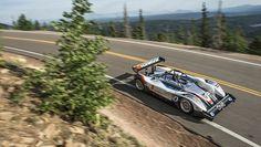 Galerie photo - Pikes Peak 2015 : Rhys Millen gagne avec une voiture électrique !