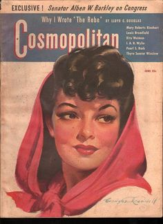 Cosmopolitan June 1944