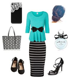 Untitled #101 by bizzybelle16 on Polyvore featuring polyvore, moda, style, Vero Moda, Balmain, Steve Madden, MICHAEL Michael Kors, Linea Pelle and Kate Spade