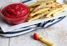 """Nightshade-Free Ketchup (Paleo, AIP) UPDATE for the Instant Pot: A lovely reader recently asked about making this ketchup in the Instant Pot, and I thought, """"Oh, goodness. YES!"""""""