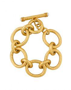 Gold Link Bracelet, Stone Bracelet, Silver Bracelets, Link Bracelets, Bangle Bracelets, Statement Bracelets, Bangles, Pearl Jewelry, Gold Jewelry