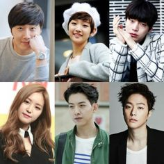 Cast lineup confirmed for youth romance Cinderella and the Four Knights