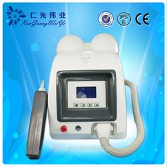 RG190 portable laser machine for tattoo removal&wash eyebrow&lip line