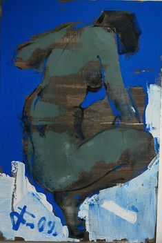 120x80 Acrylic Sketch Painting Figure Painting Contemporary Artists Modern Art Figure