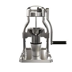 The ROK Coffee Grinder is a revolutionary new manual grinder for all forms of coffee preparation.