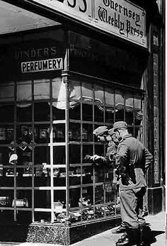 jpg Germans shopped freely when they arrived but were soon controlled as stocks dwindled Guernsey Channel Islands, Bailiwick Of Jersey, The Guernsey Literary, English Channel, War Photography, Travel Channel, Normandy, British Isles, Historia