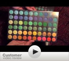 Love this palette, so many colours to choose from