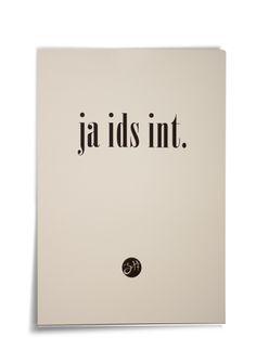 Poster, 40x30 cm. Design: Joel Hultdin.