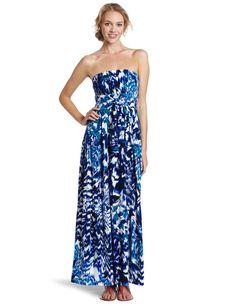 Donna Morgan Women's Printed Maxi Dress  where can i find dresses  http://wherecanifinddresses.com