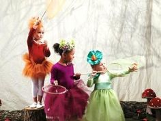Woodland Sprite/Fairy Costume {diy}