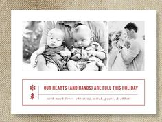 INSTANT DOWNLOAD  Photo Card Template  by designbybittersweet, $15.00