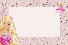 Imprimibles de Barbie Moda y Magia 2. | Ideas y material gratis para fiestas y celebraciones Oh My Fiesta!