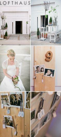 Düsseldorfer Lofthaus Hochzeit von Hanna Witte Fotografie