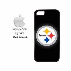 Pittsburgh Steelers Custom #3 iPhone 5/5s HYBRID Case Cover