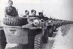 1941 KDF (VOLKSWAGEN) SCHWIMMWAGEN - SS-Schützen-Regiment ''Thule''