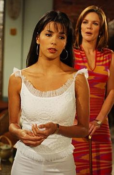 Eva Longoria in The Young and the Restless, 2002 http://bit.ly/wvYo0v