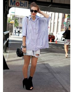 Street Chic: the Best of Spring 2010 Fashion Week - ELLE
